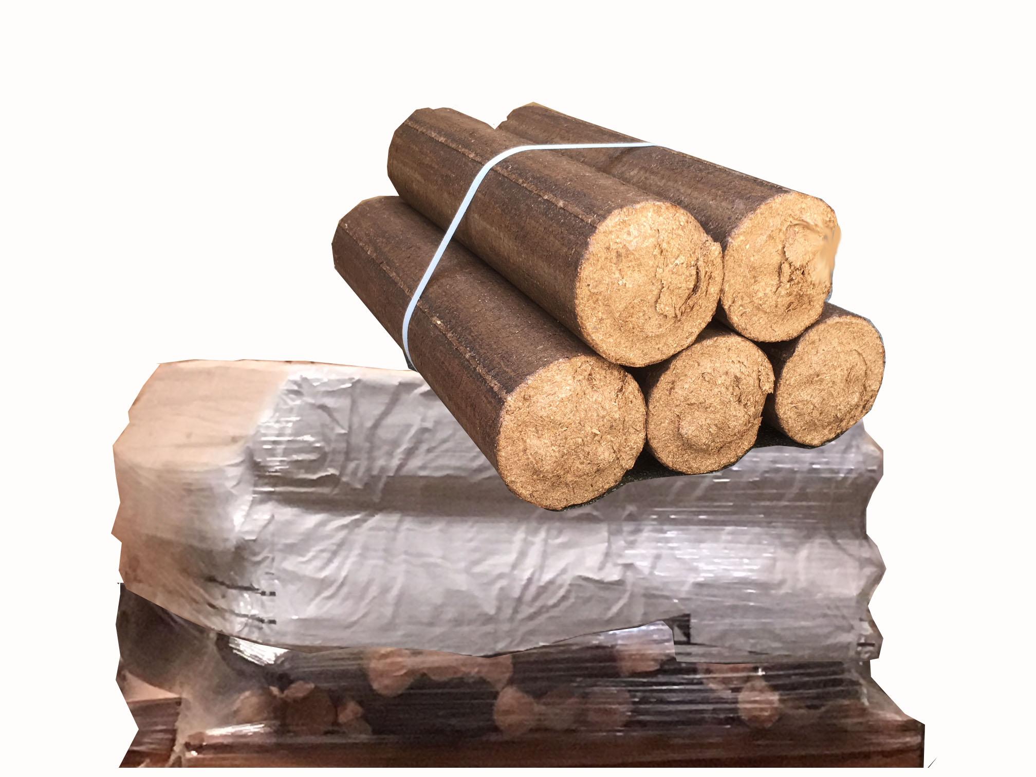 1/2 Pallet All-Wood Firelogs
