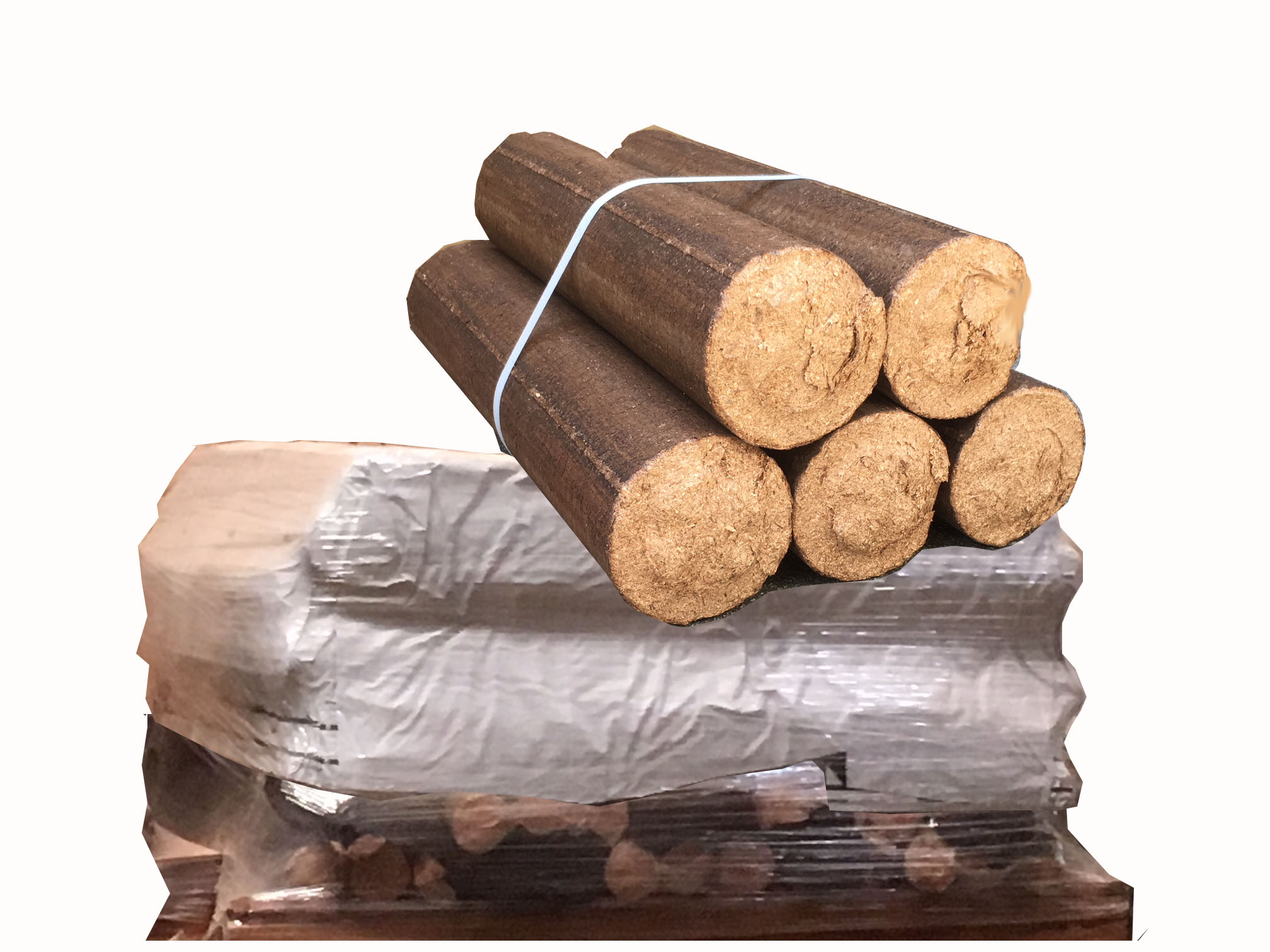 1/2 Pallet All-Wood Firelogs