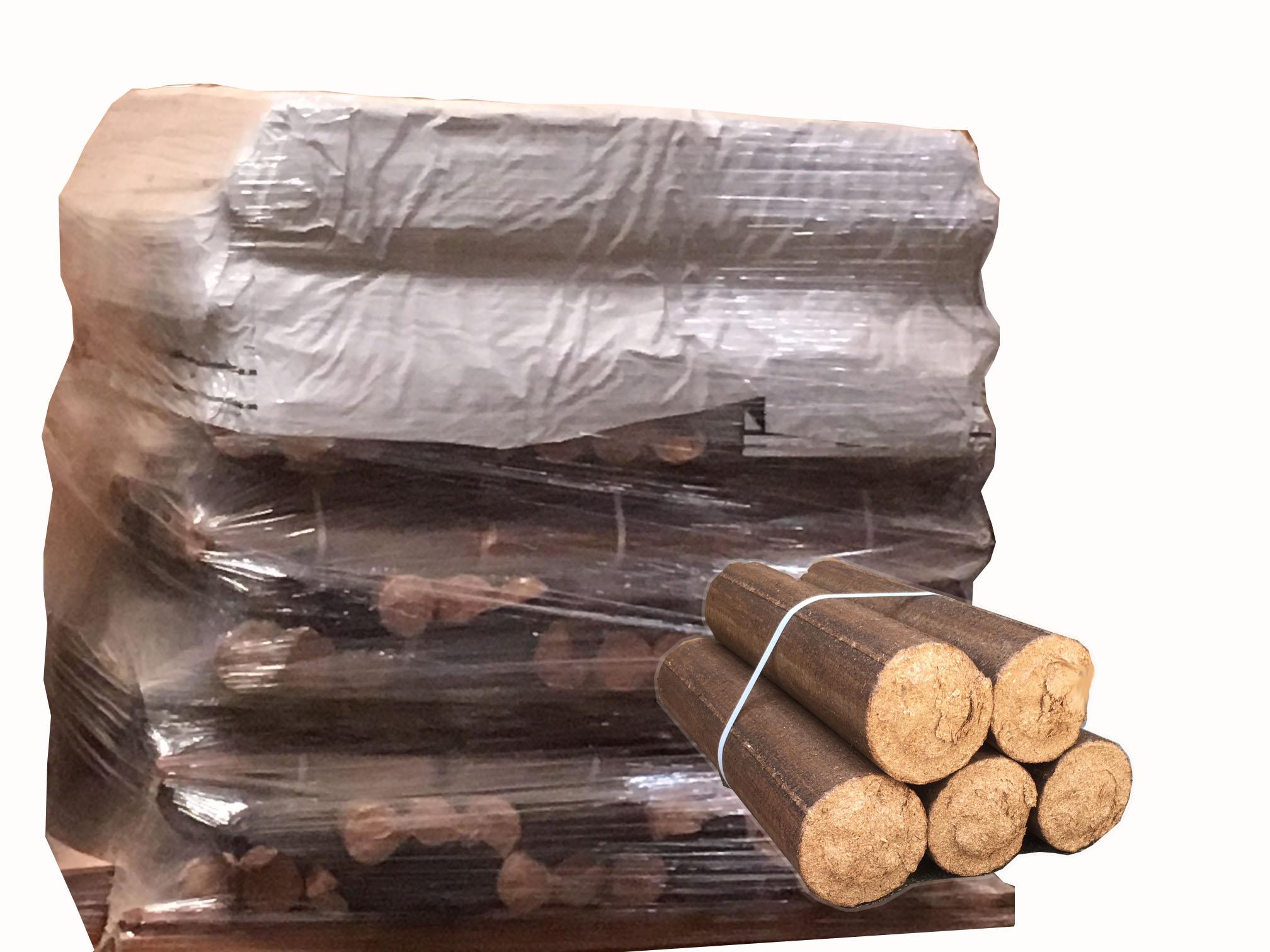 1 Pallet All-Wood Firelogs
